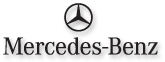Mercedes logo streamer